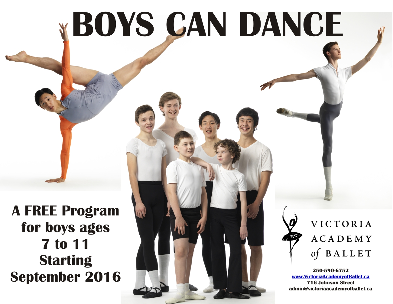 Boys Can Dance